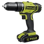 Guild 1.5AH Li-On Hammer Drill with Fastcharge Battery - 18V
