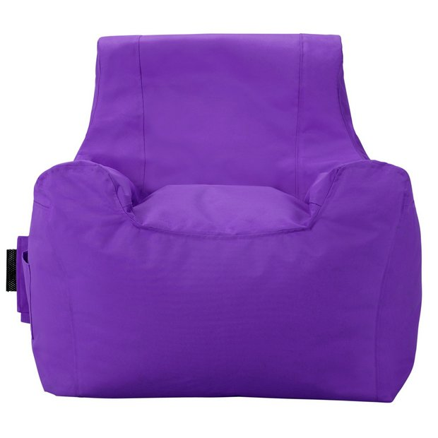 Buy ColourMatch Large Teenager Beanbag - Purple at Argos.co.uk - Your  Online Shop for Beanbags, Home furnishings, Home and garden. - Buy ColourMatch Large Teenager Beanbag - Purple At Argos.co.uk