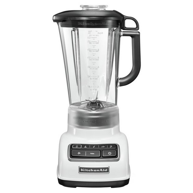 buy kitchenaid classic diamond jug blender white at. Black Bedroom Furniture Sets. Home Design Ideas