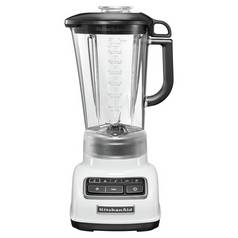 KitchenAid Classic Diamond Jug Blender - White