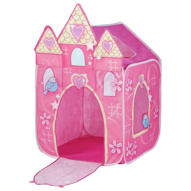 Buy Chad Valley Pop Up Princess Castle Play Tent | Play tents and tunnels | Argos