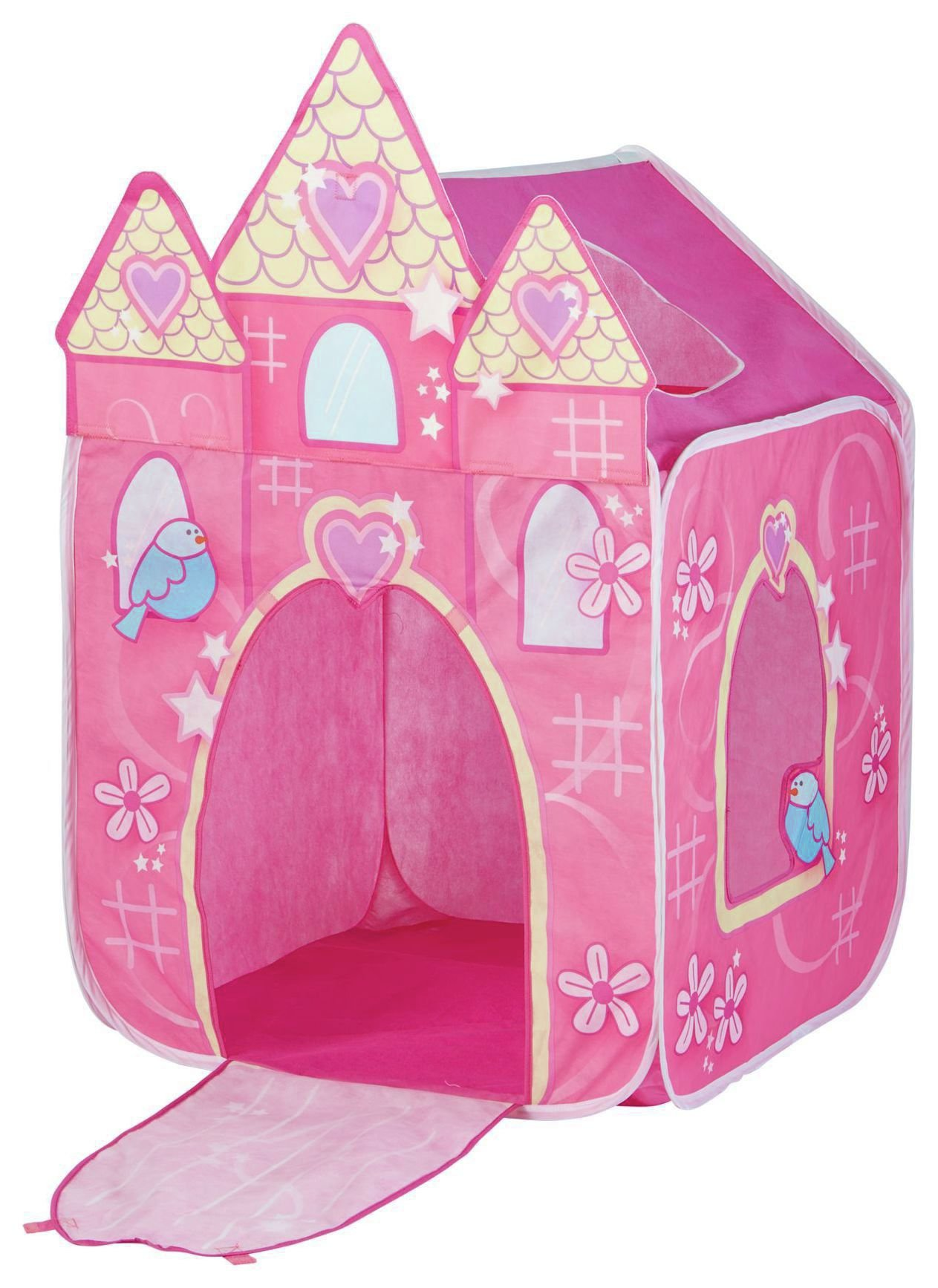 Chad Valley Pop Up Princess Castle Play Tent  sc 1 st  Argos & Tents Playhouses u0026 Tunnels | Argos