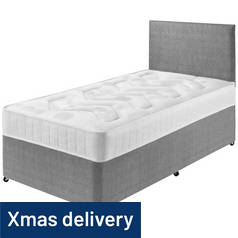 Airsprung Elmdon Deep Ortho Divan Bed - Single