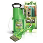 more details on Cuprinol Spray and Brush.
