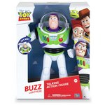 more details on Toy Story 12 Inch Talking Buzz.