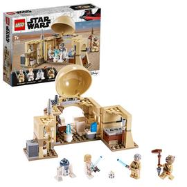 LEGO Star Wars Obi-Wan's Hut A New Hope Movie Playset- 75270