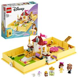LEGO Disney Princess Belle's Storybook Adventures Set- 43177