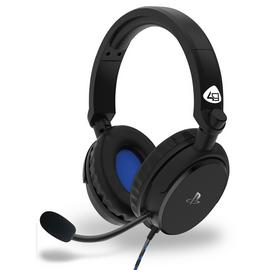 Officially Licensed PRO4-50S PS5/PS4 Headset - Black
