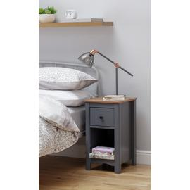 Argos Home Bournemouth Compact Bedside Table