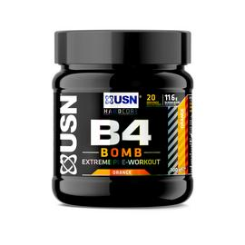 USN Pre-Workout B4 Bomb Orange - 300g