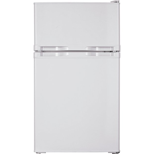 buy simple value under counter fridge freezer white at. Black Bedroom Furniture Sets. Home Design Ideas