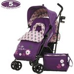 more details on Obaby Zeal Stroller Bundle - Little Cutie.