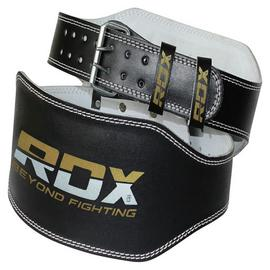 RDX 6 Inch Leather Belt - Large