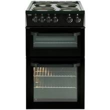 Beko BD531A Twin Electric Cooker - Black