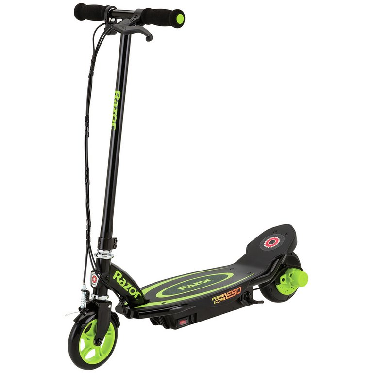 Buy Razor Power Core E90 Electric Scooter Green Scooters Argos