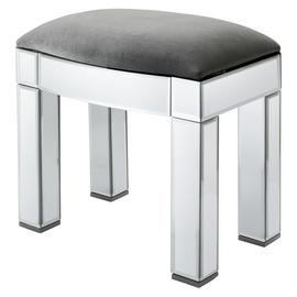 Argos Home Canzano Stool - Mirror