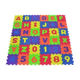 Chad Valley Numbers and Letters Foam Mats