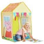 more details on Pop Up Peppa Pig's House Play Tent.
