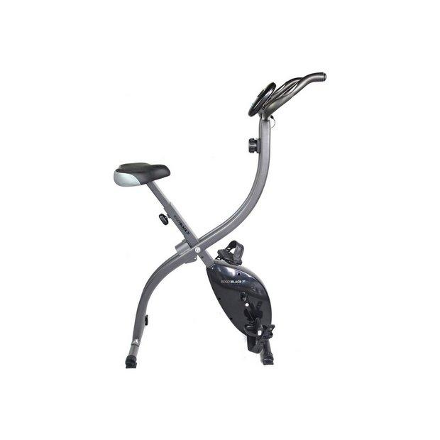 Exercise Bike Next Day Delivery: Buy Roger Black Folding Exercise Bike At Argos.co.uk