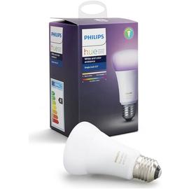 Philips Hue 9W LED Colour Ambiance Wireless E27 Light Bulb