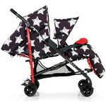 more details on Cosatto Shuffle Tandem Stroller - Hipstar.