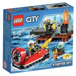 more details on LEGO Fire Starter Set - 60106.
