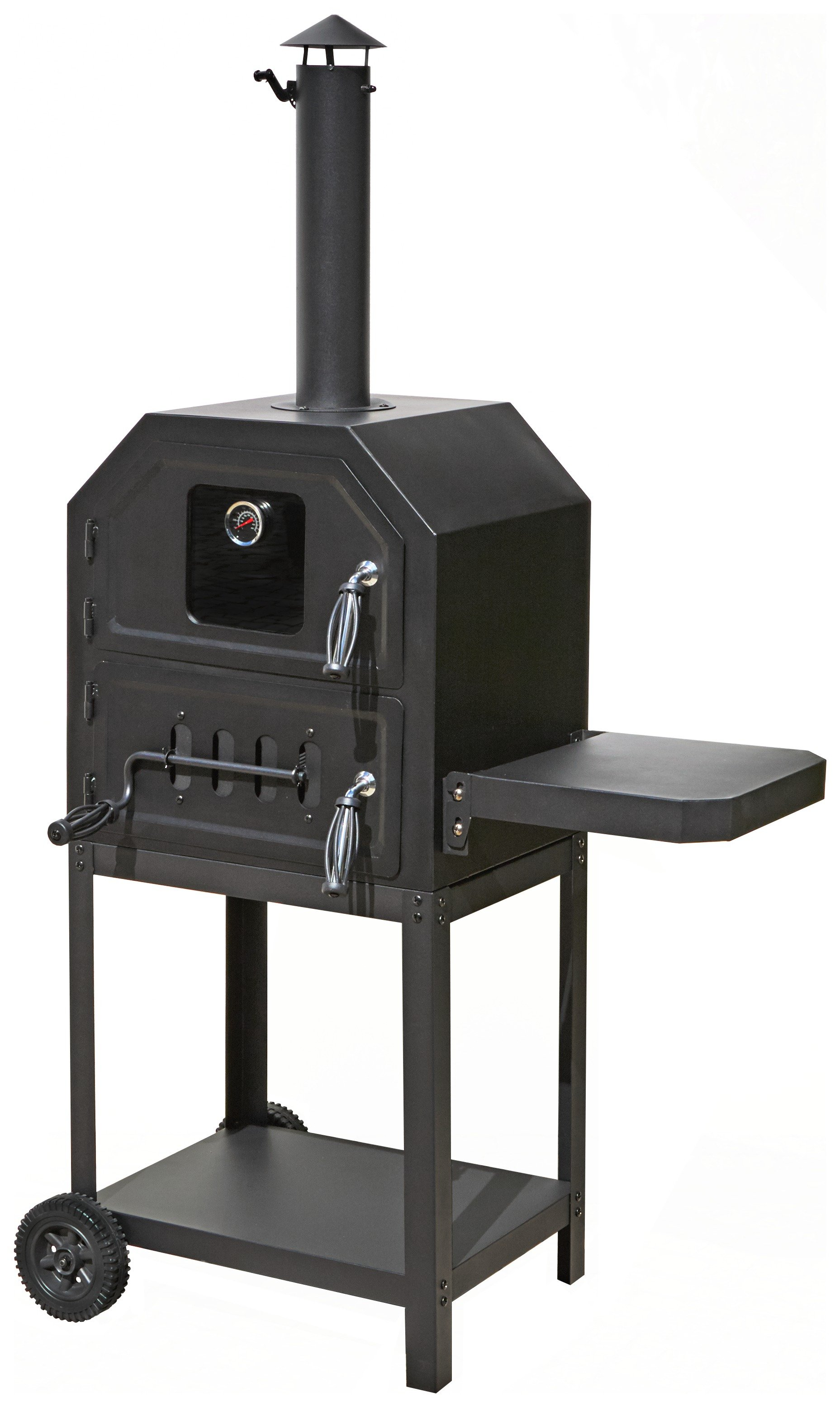 Buy Charcoal Pizza Oven Argos