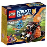 more details on LEGO Nexo Chaos Catapult - 70311.
