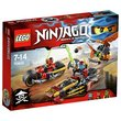 more details on LEGO Ninjago Ninja Bike Chase - 70600