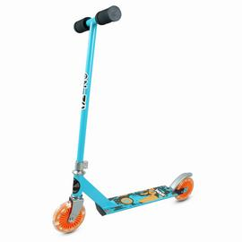 Zinc Non Folding Light Up Scooter