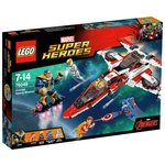 more details on LEGO Super Heroes Avenjet Space Mission - 76049.