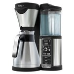 more details on Ninja CF065UK Coffee Machine - Silver.
