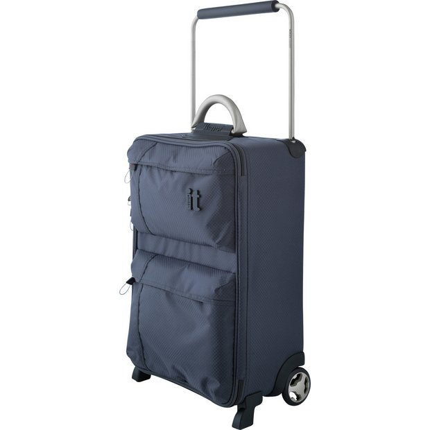 5fa8a75ce Buy IT World's Lightest 2 Wheel Cabin Suitcase & Liquid Bag | Cabin ...