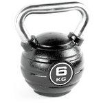 more details on Pro Fitness Kettlebell 6KG