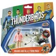 more details on Thunderbirds Are Go Brains and Max Playset.