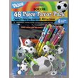 more details on Football 48 Piece Party Favours Pack.