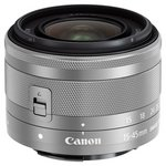more details on Canon EF-M 15-45mm f/3.5-6.3 IS STM Zoom Lens - Graphite.