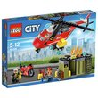 more details on LEGO Fire Response Unit - 60108.
