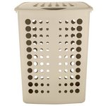 more details on ColourMatch 40 Litre Laundry Hamper - Country Cream.