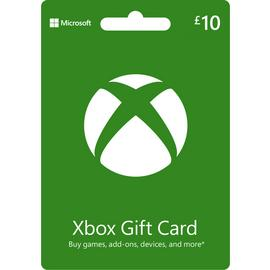 Xbox Live 10 GBP Gift Card