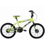 more details on Flite Panic 20 Inch BMX Bike - Green