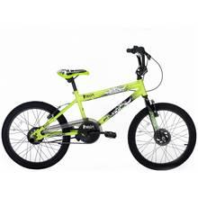 Flite Panic 20 Inch BMX Bike - Green