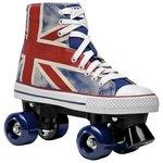 more details on Roces Chuck Roller Skates 13.5 - Black.