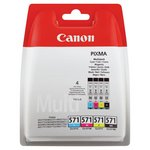 more details on Canon CLI-571 Ink Cartridge Multipack.
