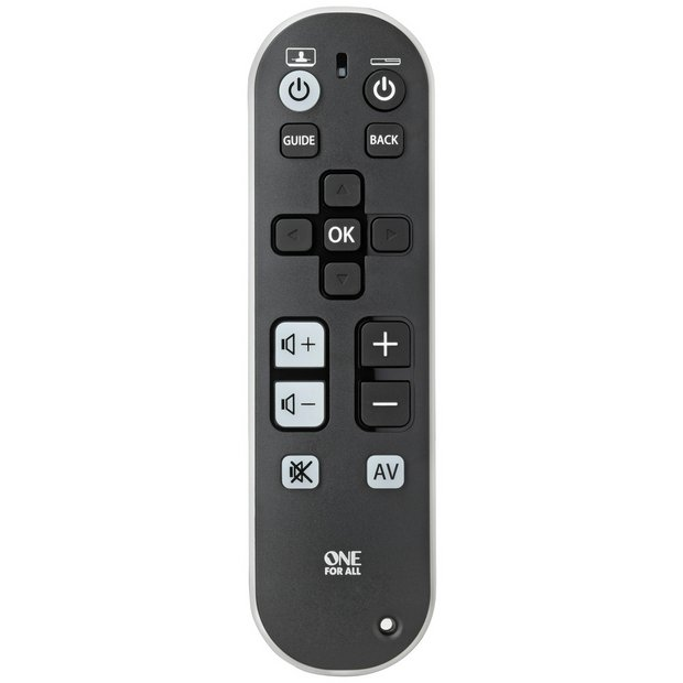 Universal Remote Control For Elderly