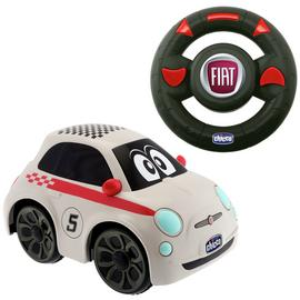 Chicco Fiat 500 Sport Remote Controlled Car