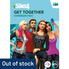 The Sims 4 - Get Together Expansion Pack PC