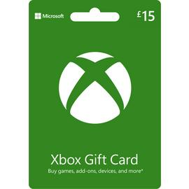 Xbox Live 15 GBP Gift Card