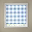 more details on Kitchen Roller Blind - 2ft - Blue Gingham