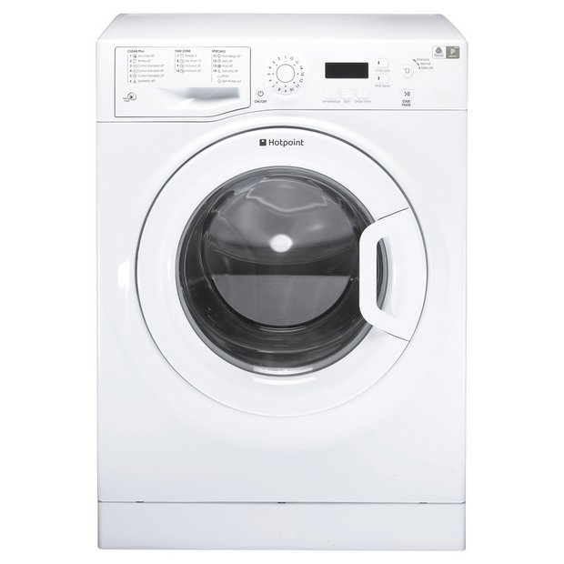 buy hotpoint wmxtf942p 9kg 1400 spin washing machine. Black Bedroom Furniture Sets. Home Design Ideas